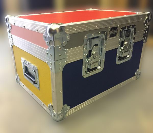 Multicolour Flightcase Bespoke