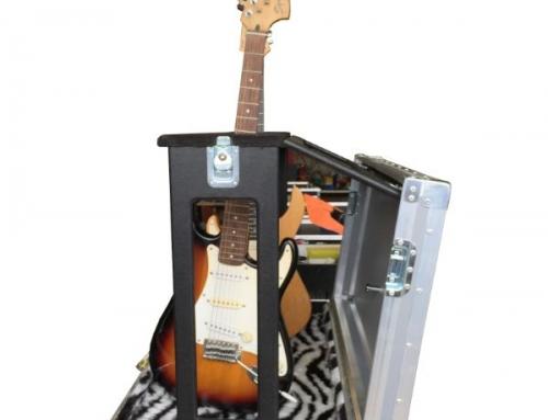 Guitar Rack Flight Case